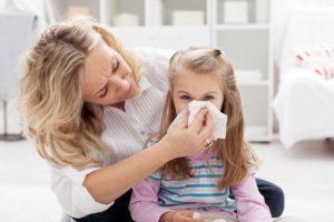 Ребенок часто болеет. Рекомендации родителям