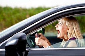 Боюсь водить машину