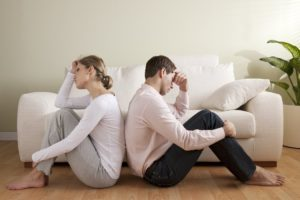 Проблемы в личной жизни, отсутствие отношений
