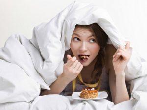 Избавиться от переедания