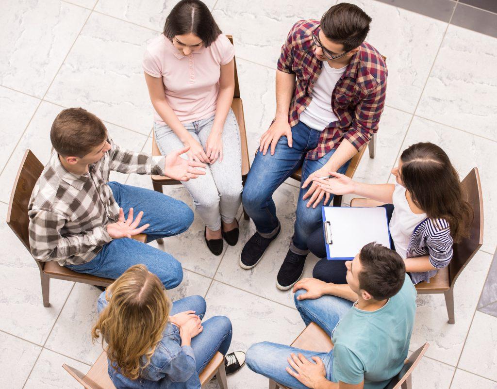 психологические упражнения на знакомство в группе