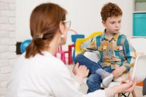 Диагностика аутизма у детей